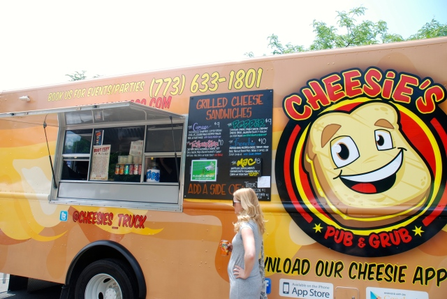 A GRILLED CHEESY FOOD TRUCK - where can I get one of my own??
