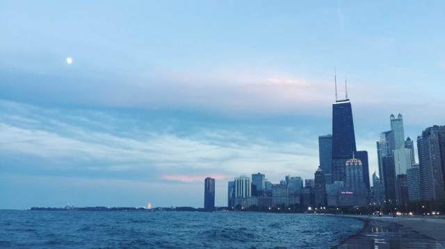 chicago days by day