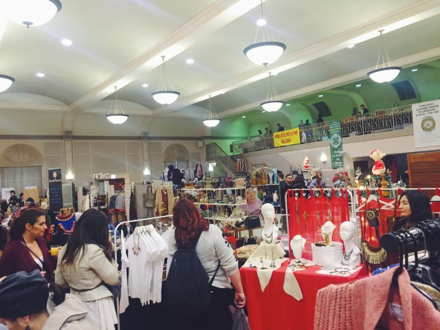 holiday markets chicago